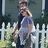 Drew Barrymore and Will Kopelman spent time together on their honeymoon in Montecito.