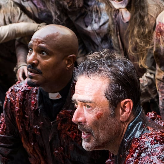 Is Father Gabriel Becoming a Walker on The Walking Dead?