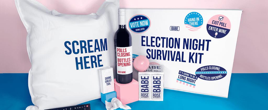 Babe Wine Election Night Survival Kit