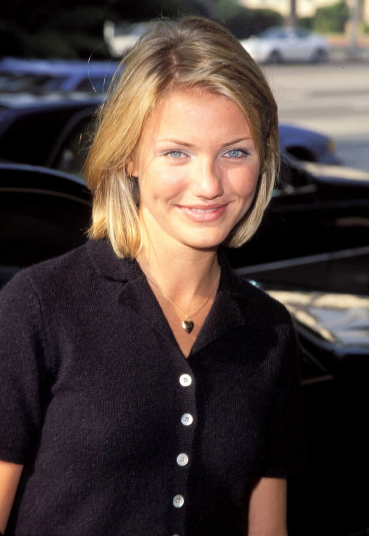 December 1995 Cameron Diaz Through The Years Pictures