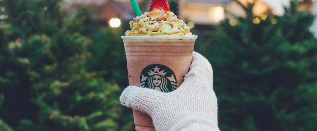 Happy Holidays, Coffee-Lovers: Starbucks Is Launching a Christmas Tree Frappuccino!