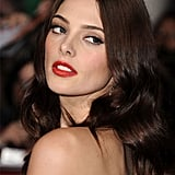 Ashley Greene's Wow-Factor Lips and Shiny Waves