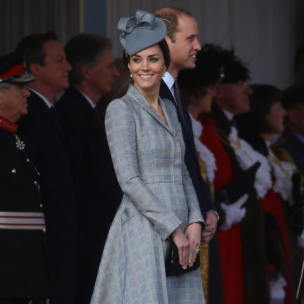 The Duchess of Cambridge Is Back in Action After Battling Severe Morning Sickness