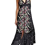 Free People Paradise Floral Print Maxi Dress