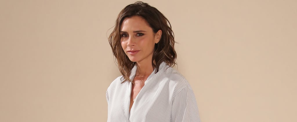 Victoria Beckham's Runway Show Outfit Was Easy Like Sunday Morning