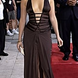 On the Red Carpet For Gigli Premiere in Westwood in July 2003