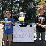 Start a lemonade stand.