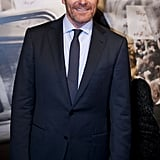 Bryan Cranston hit the red carpet at the Argo premiere in Washington DC.