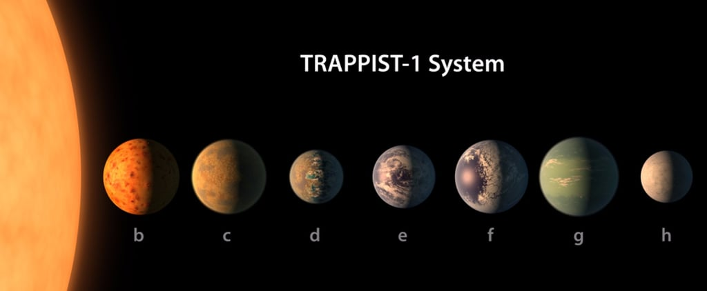 The Internet Wants to Go and Live in the 7 Planets NASA Discovered ASAP