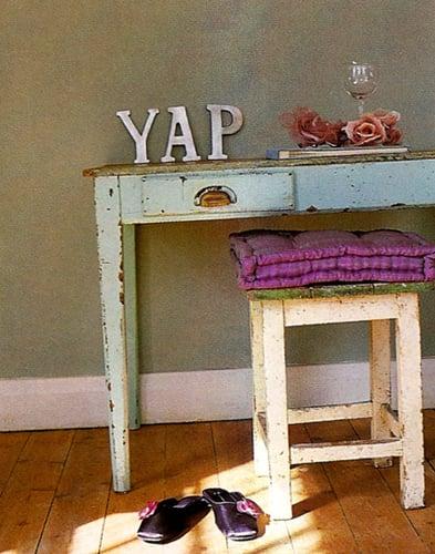 Roundup: Alphabet Room