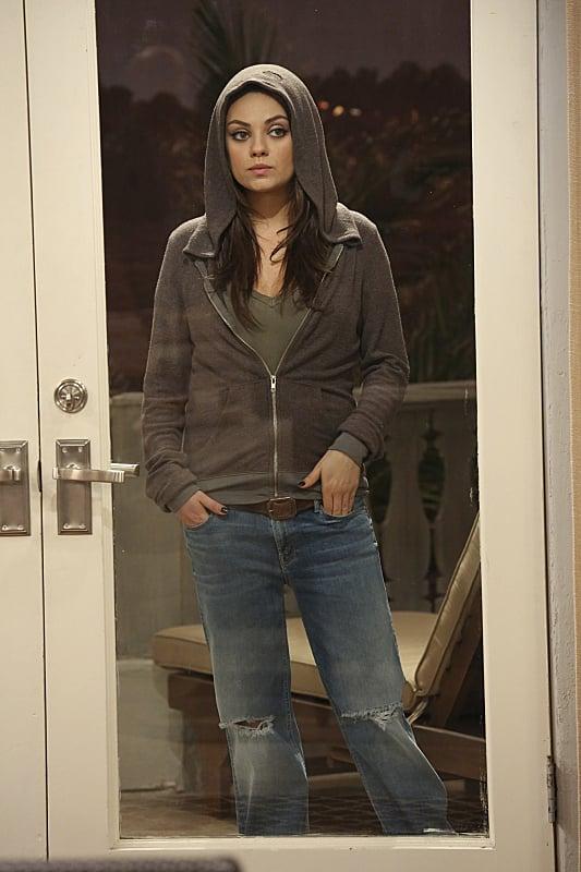 """Walden (Kutcher) convinces himself Vivian is """"the one."""""""