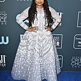 Ava DuVernay at the 2020 Critics' Choice Awards