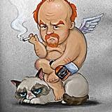 Grumpy Louis CK