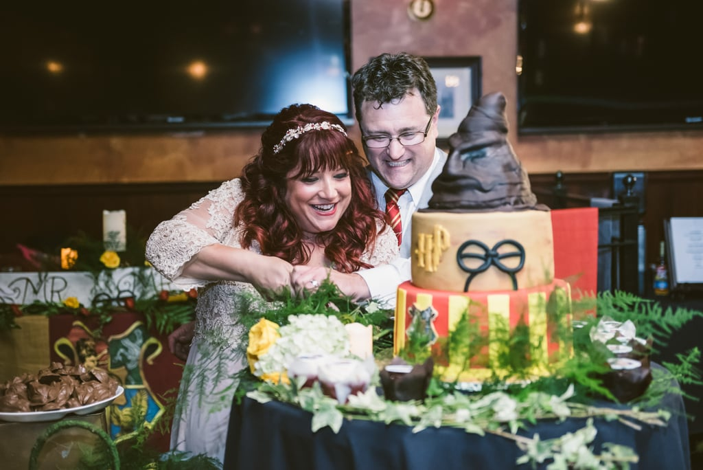 Harry Potter-Themed Wedding
