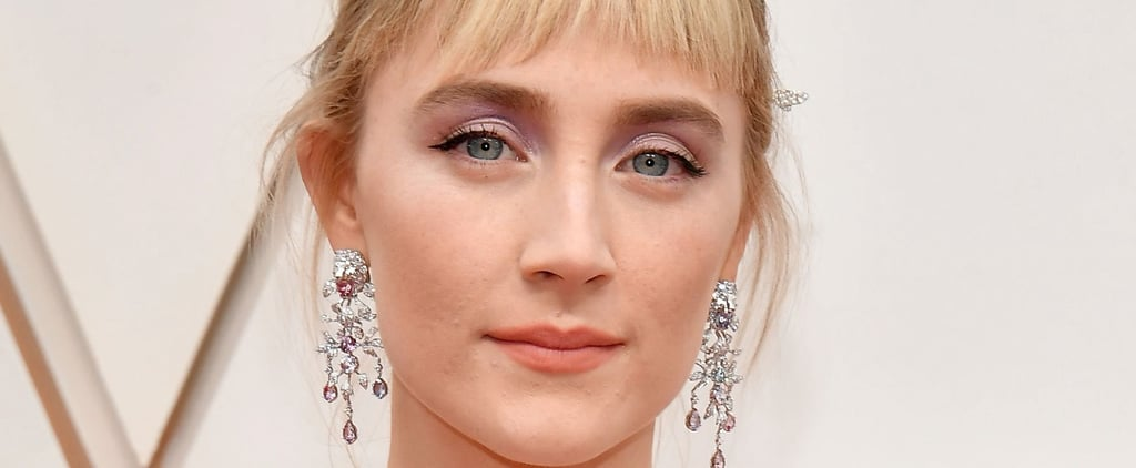 Saoirse Ronan's Baby Bangs at the Oscars 2020