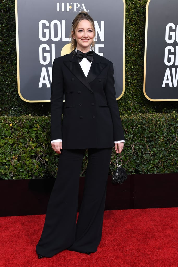 Judy Greer at the 2019 Golden Globes