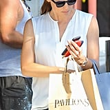 Jennifer Garner Out in LA August 2016