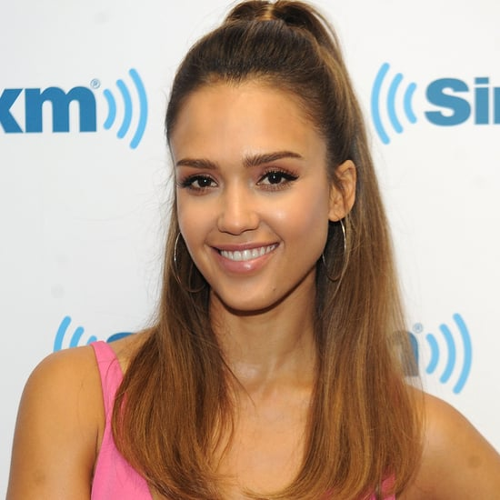 Jessica Alba's Makeup Tips