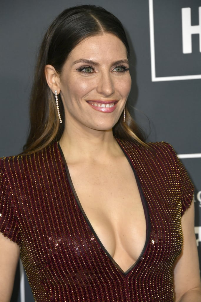 Sarah Levy at the 2020 Critics' Choice Awards