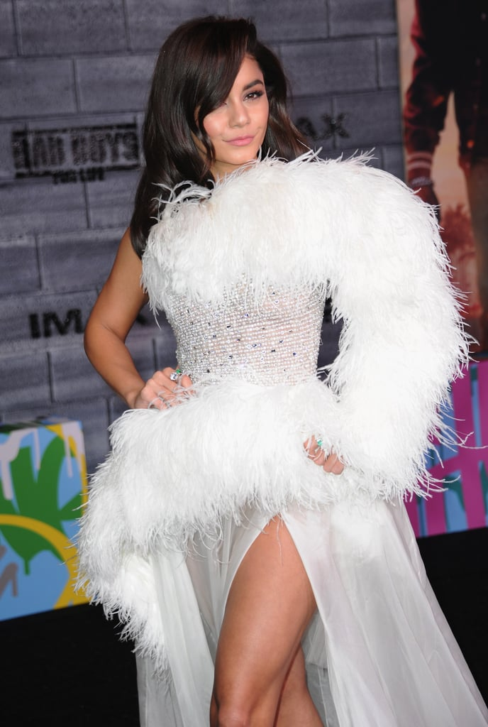 Vanessa Hudgens at Bad Boys For Life Premiere After Breakup