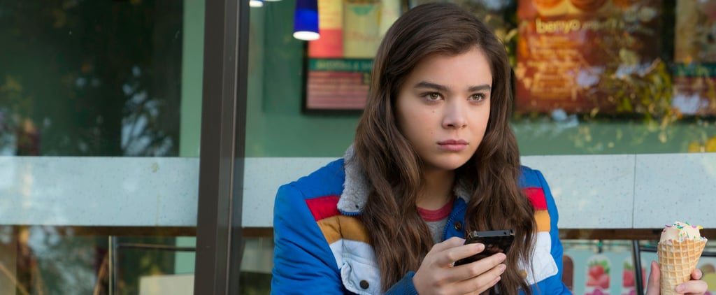 Exclusive: Edge of Seventeen's Blooper Reel Might Make You Spit Out Your Soda