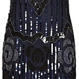 Gatsbylady London Petite-Length Flapper Embellished Dress