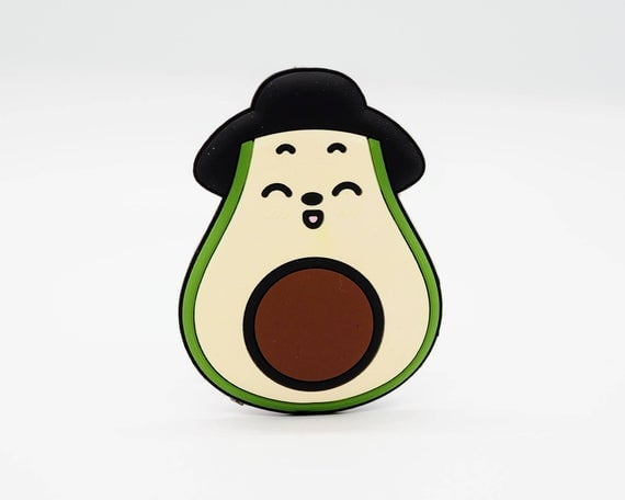 Avocado PopSocket Phone Grip