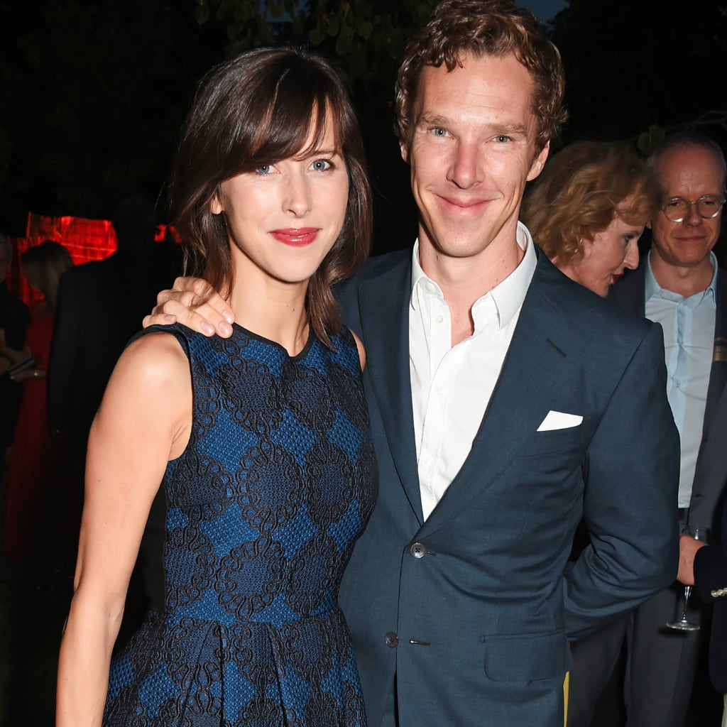 Benedict and Sophie's First Appearance Since Son's Birth