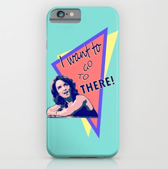 I Want to Go There iPhone Case ($35)