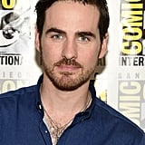 Pictured: Colin O'Donoghue