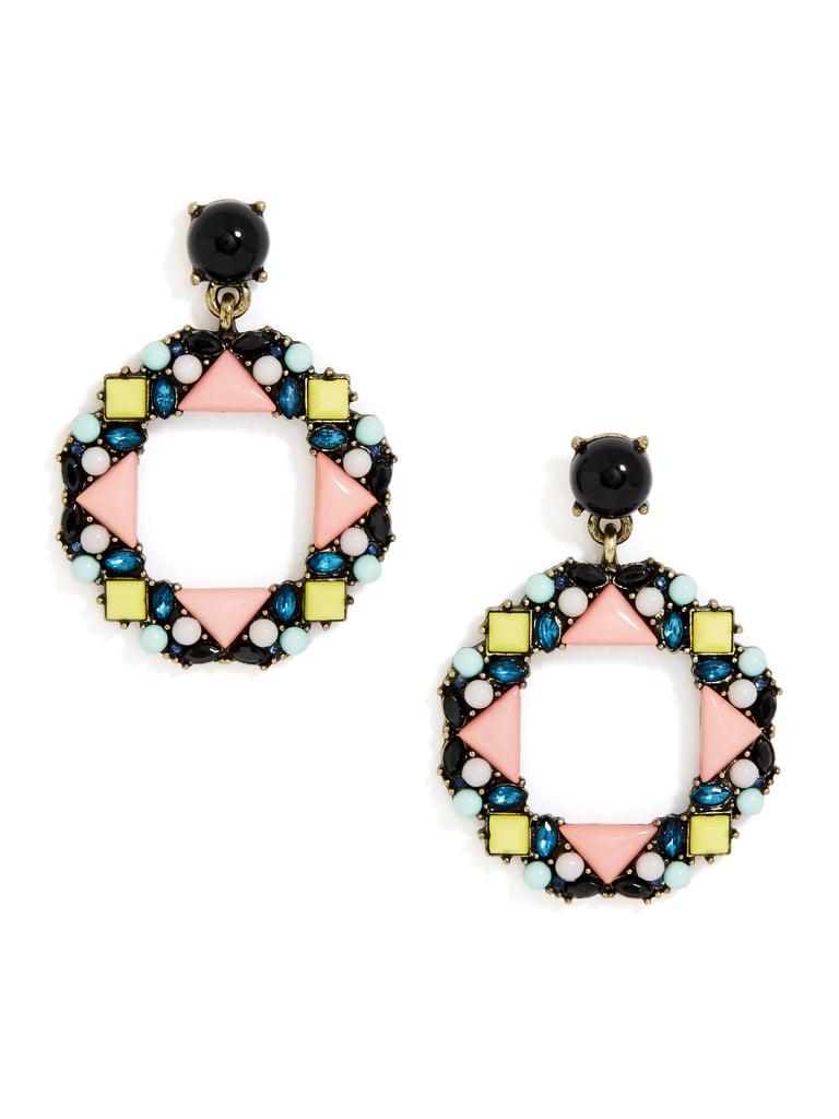 8a17c47f872f1 SugarFix by BaubleBar x Target Multicolor Hoop Earrings ($15 ...