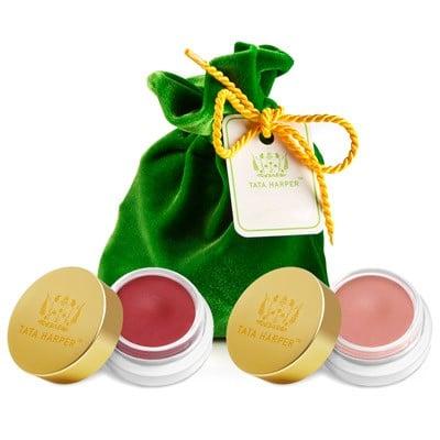 Tata Harper Very Naughty & Very Nice: Limited Edition Volumizing Lip & Cheek Tint Set
