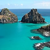 Hang out with sea turtles at the beaches of Brazil's Fernando de Noronha.