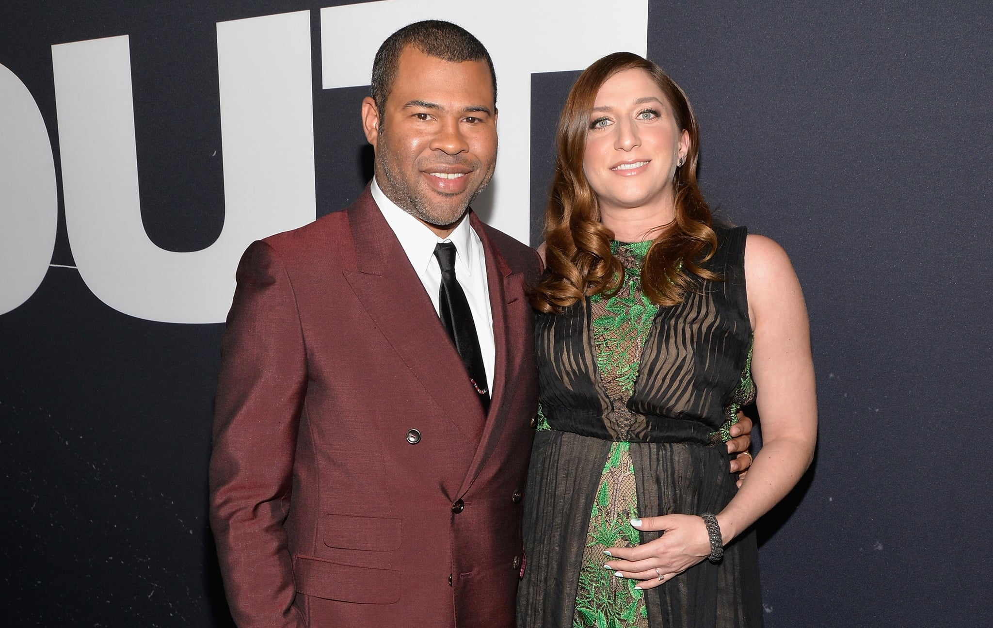 Jordan Peele And Chelsea Peretti Welcome First Child Popsugar Celebrity Uk