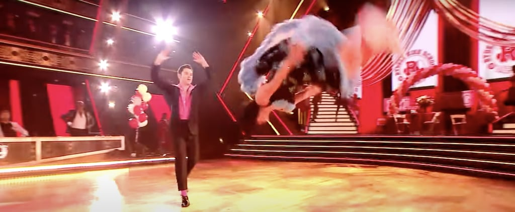 Watch Suni Lee's Backflip in DWTS Grease Night Performance