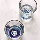 Geode Bottom Glasses