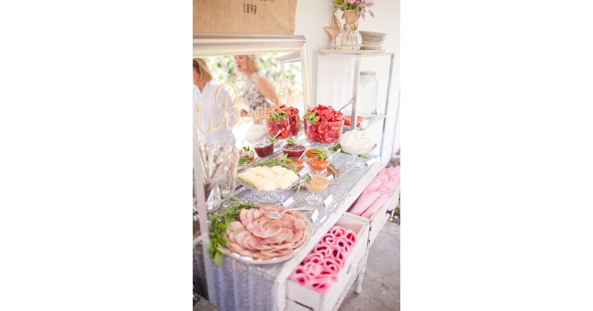 biscuit bar goodies baby shower food ideas popsugar moms photo 19. Black Bedroom Furniture Sets. Home Design Ideas