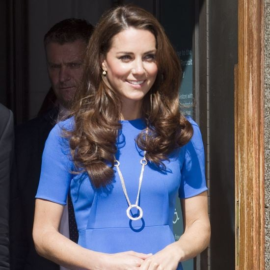 Kate Middleton Wearing Cartier Necklace (Video)