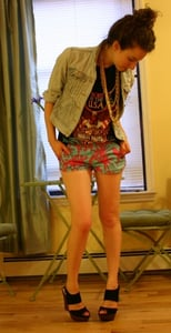 Look of the Day: Stylin' Chaos