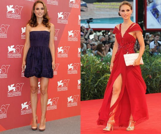Photos of Natalie Portman at Venice Film Festival 2010