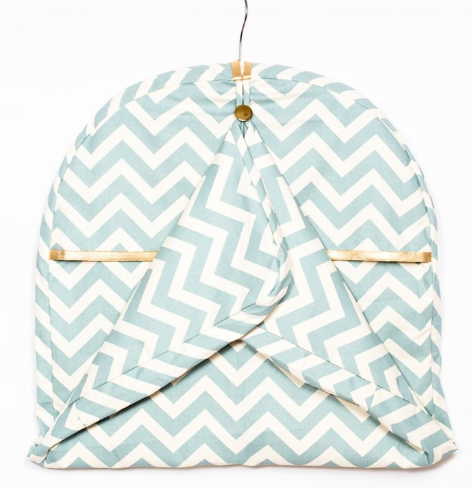 Chevron Garment Bag