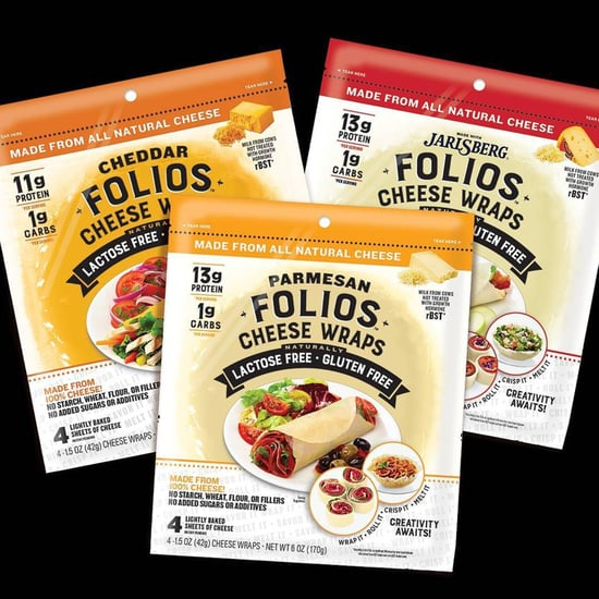 Folio Cheese Wraps at Costco
