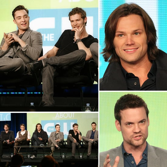 Joseph Morgan, Ed Westwick, And Shane West Pictures From