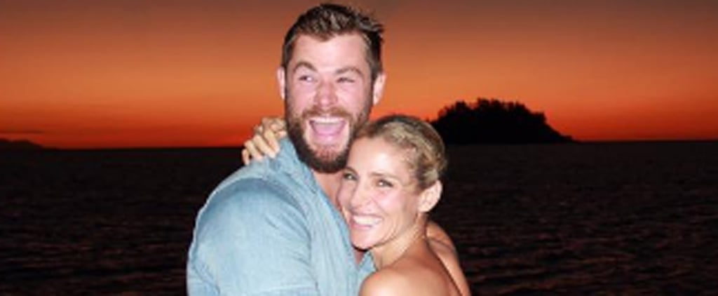 Fall in Love With Chris Hemsworth and Elsa Pataky's Sweetest Instagram Photos