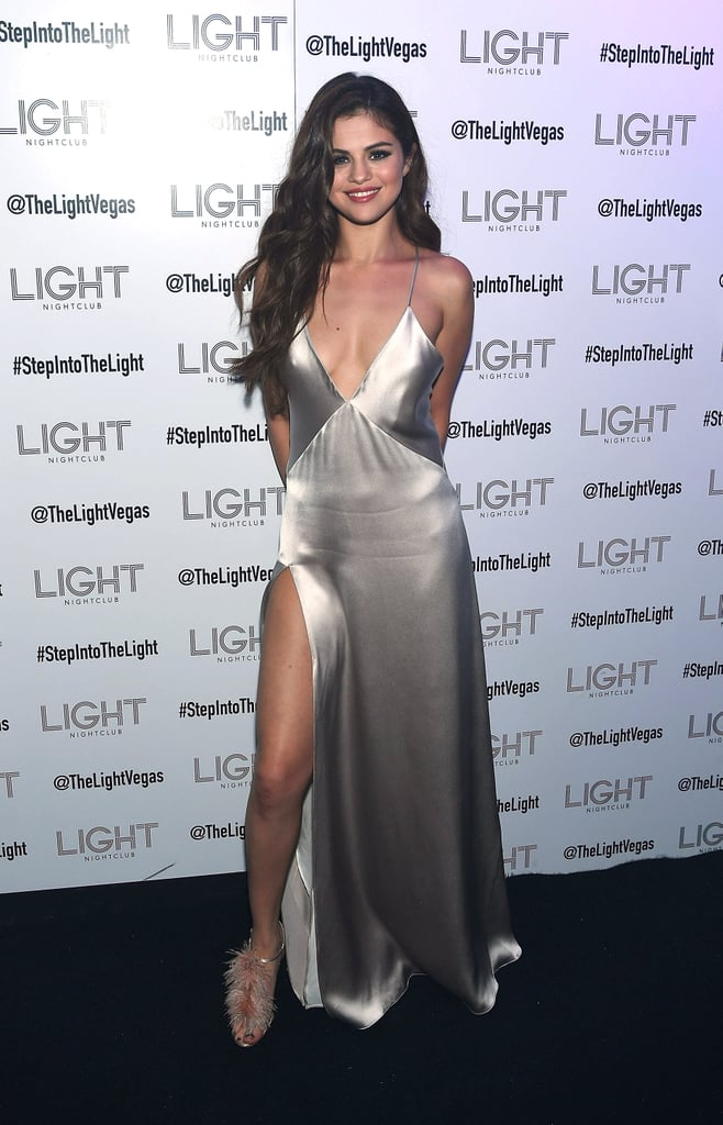 Selena Gomez's Sexiest Outfits in 2016