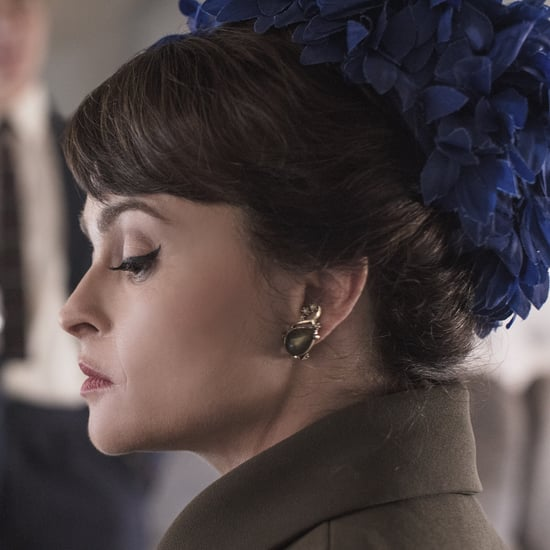 Helena Bonham Carter Seeing Psychic About Princess Margaret