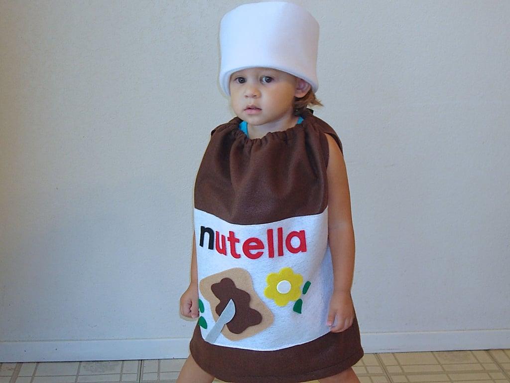 Baby Nutella Costume