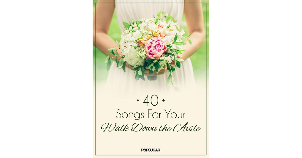 Wedding Processional Song Ideas | Wedding Processional Songs