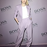 Cara Delevingne at the Boss Fall 2020 Show