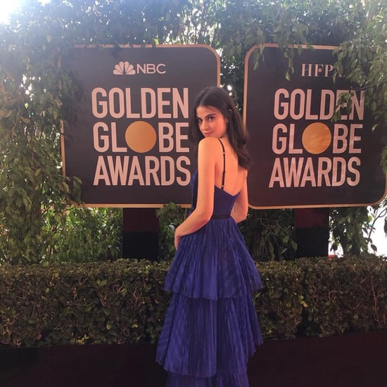 Who Is the Fiji Water Girl From 2019 Golden Globes?